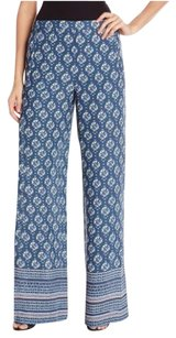 BCBGMAXAZRIA Wide Leg Pants Dark ink, navy