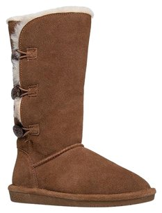 Bearpaw 2015favs Back2school Lauren1656whickory-8 Brown Boots