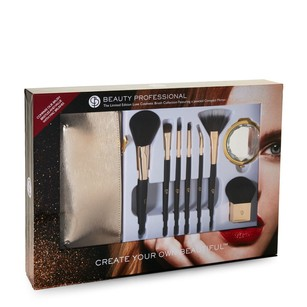 Beauty Professional 9-Piece Create Your Own Beautiful Make-Up Brush Set