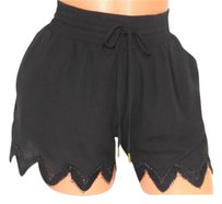 bebe Dress Shorts BLACK