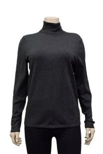 Belford Charcoal Turtle Sweater