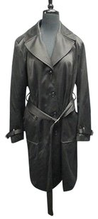 Bernardo Polyester Trench Coat