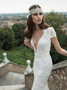Berta Bridal 14-04 Wedding Dress