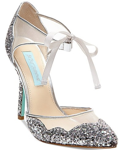 Betsey Johnson Wedding Shoes On Sale 34% Off | Wedding Shoes On Sale