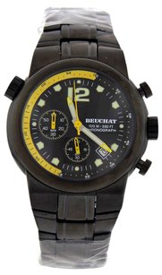 Beuchat Brandnew Swiss made Diver's watch Beuchat Mirage Yellow