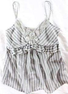 Beyond Vintage I Sooooo Love This Romantic Top Gray