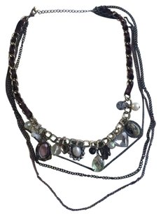 BKE Eclectic Layered Necklace