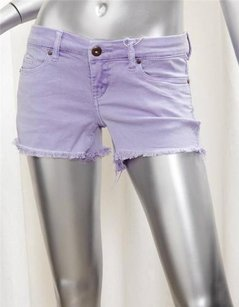 BlankNYC Purple Short With Mini/Short Shorts