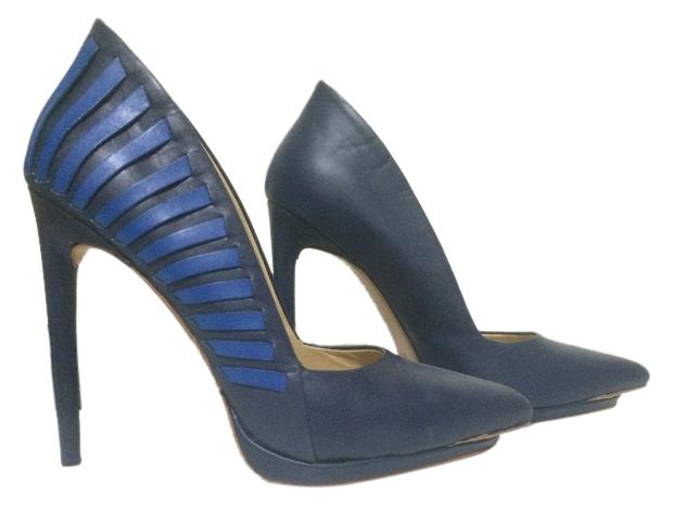 Blue Pumps 7.5 Size US 7.5 Pumps d043e1