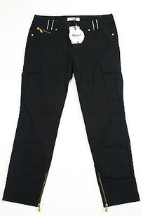 Blugirl Eu 32 Us Womens Cargo Pants black