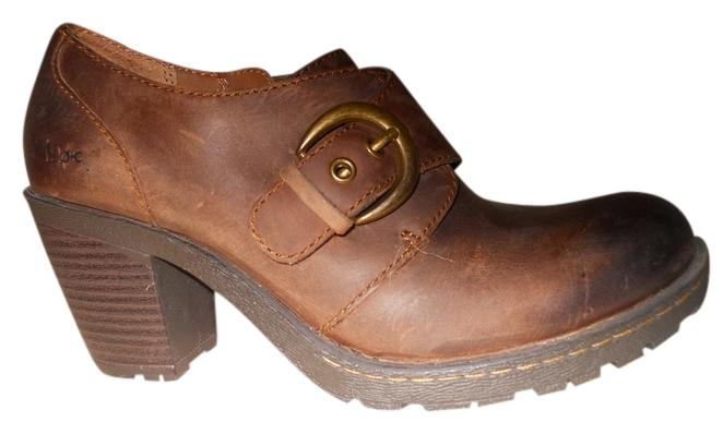 b o c b o c born concepts leather brown boots boots