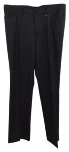 Bogner Charcoal Wool Dress Pants