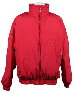 Bogner Womens Med Nylon Jacket Full Zip Outer Coat