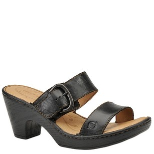 Brn Leather New With Tags Sandals