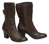 Brn A8 Born Handcrafted Mid Brown Boots