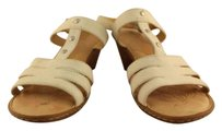 Brn Born Womens Strappy Ivory Pumps