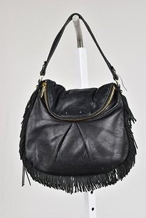 Botkier Womens Leather Casual Handbag Shoulder Bag