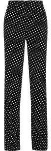 Bottega Veneta Polka Dot Wool Pants