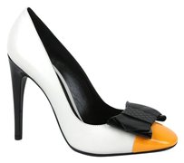 Bottega Veneta Patent Leather Multi-Color Pumps
