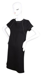 Bottega Veneta short dress Black Wool on Tradesy