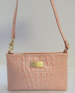Brahmin Croc Alligator Shoulder Bag