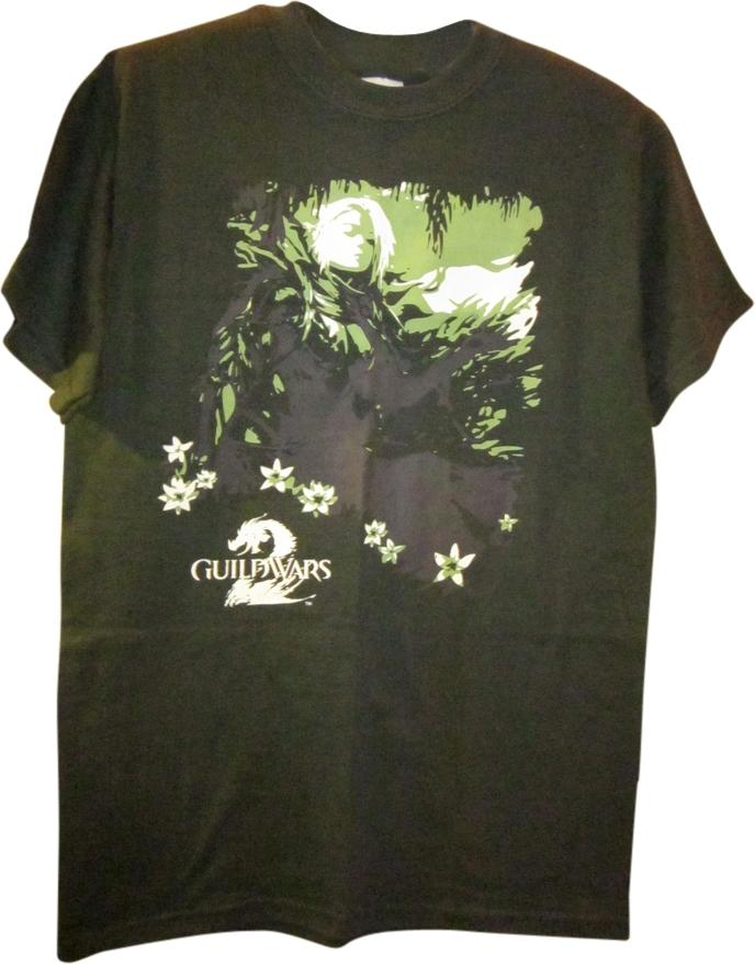 "Brand-New PAX Exclusive ""Guild Wars 2"" T-shirt"