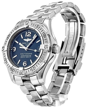 Breitling Breitling Colt Oceane A77350 Stainless Steel Ladies Watch
