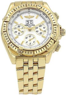 Breitling Breitling Crosswind Special 18k Yellow Gold K44355