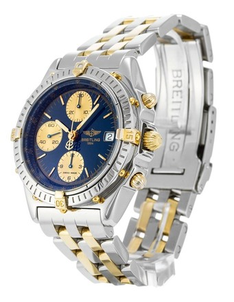 Breitling BREITLING CHRONOMAT B13050 STAINLESS STEEL AND GOLD MEN'S WATCH