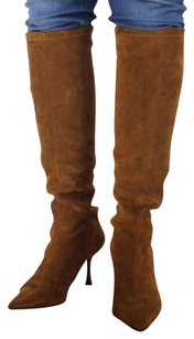 Brian Atwood Womens Brown Boots