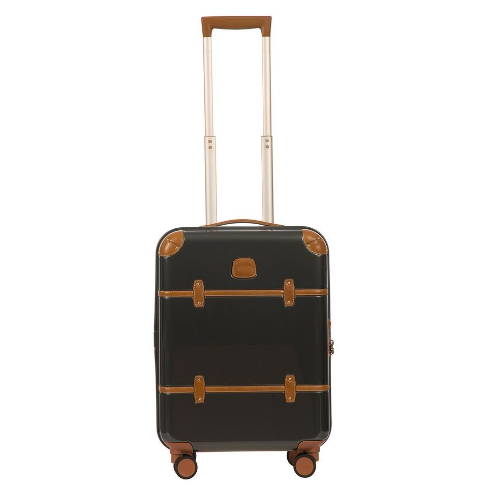 Bric's Travel Bags, Bellagio V2.0 21 Gray Carry-On Spinner Trunk