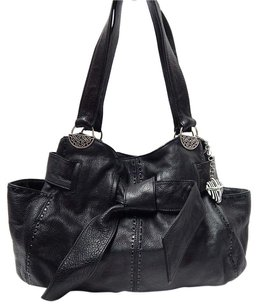 Brighton Cleo Pebbled Shoulder Bag