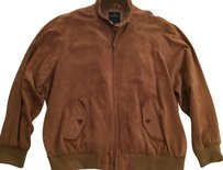 Brooks Brothers Mens Bomber Mens Brown Leather Mens Mens Mens Leather Leather Jacket