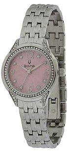 Bulova Bulova Heart Necklace And Ladies Watch 96x124