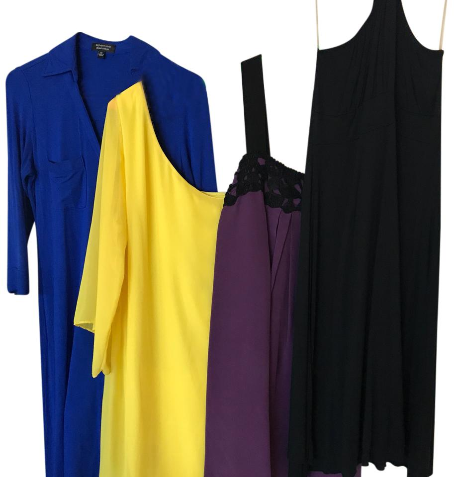 Bundle Of 4 Dresses!