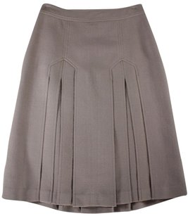 Burberry 38 It Ld Skirt