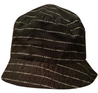 Burberry Black Burberry bucket hat
