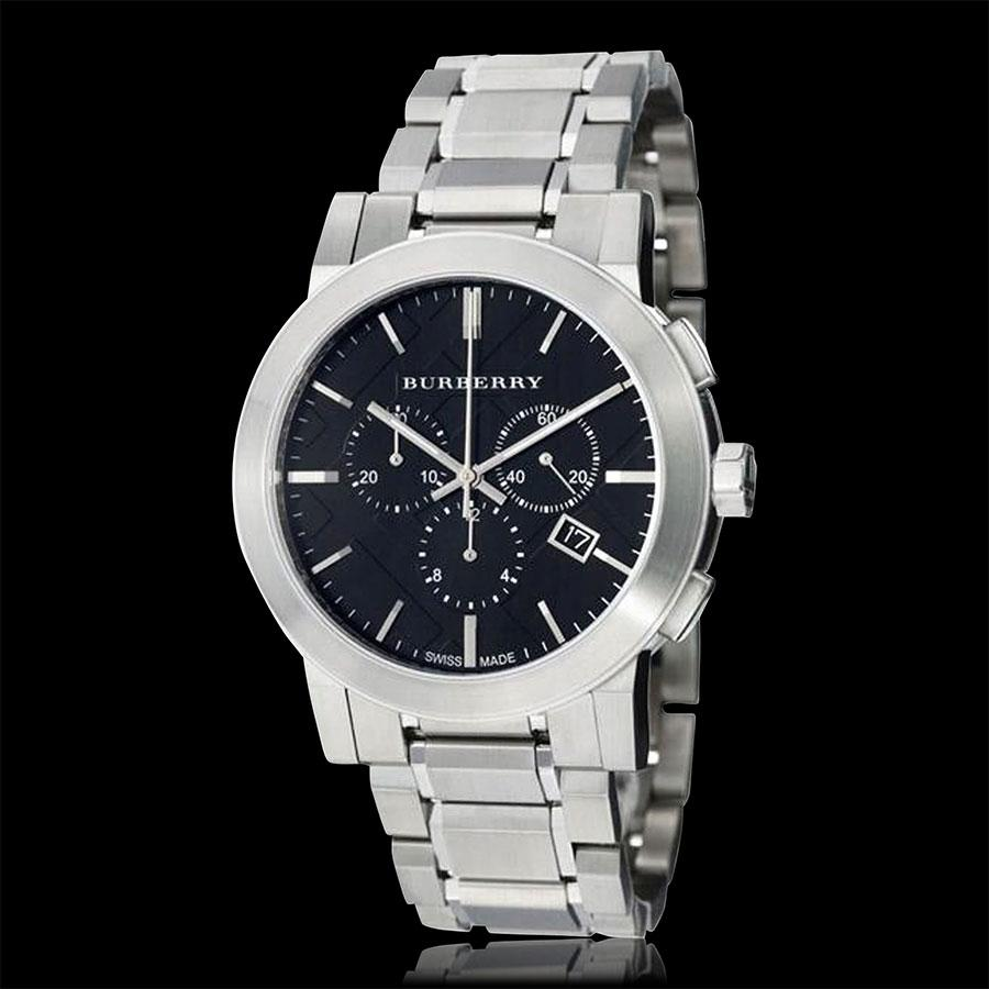 burberry automatic mens watch