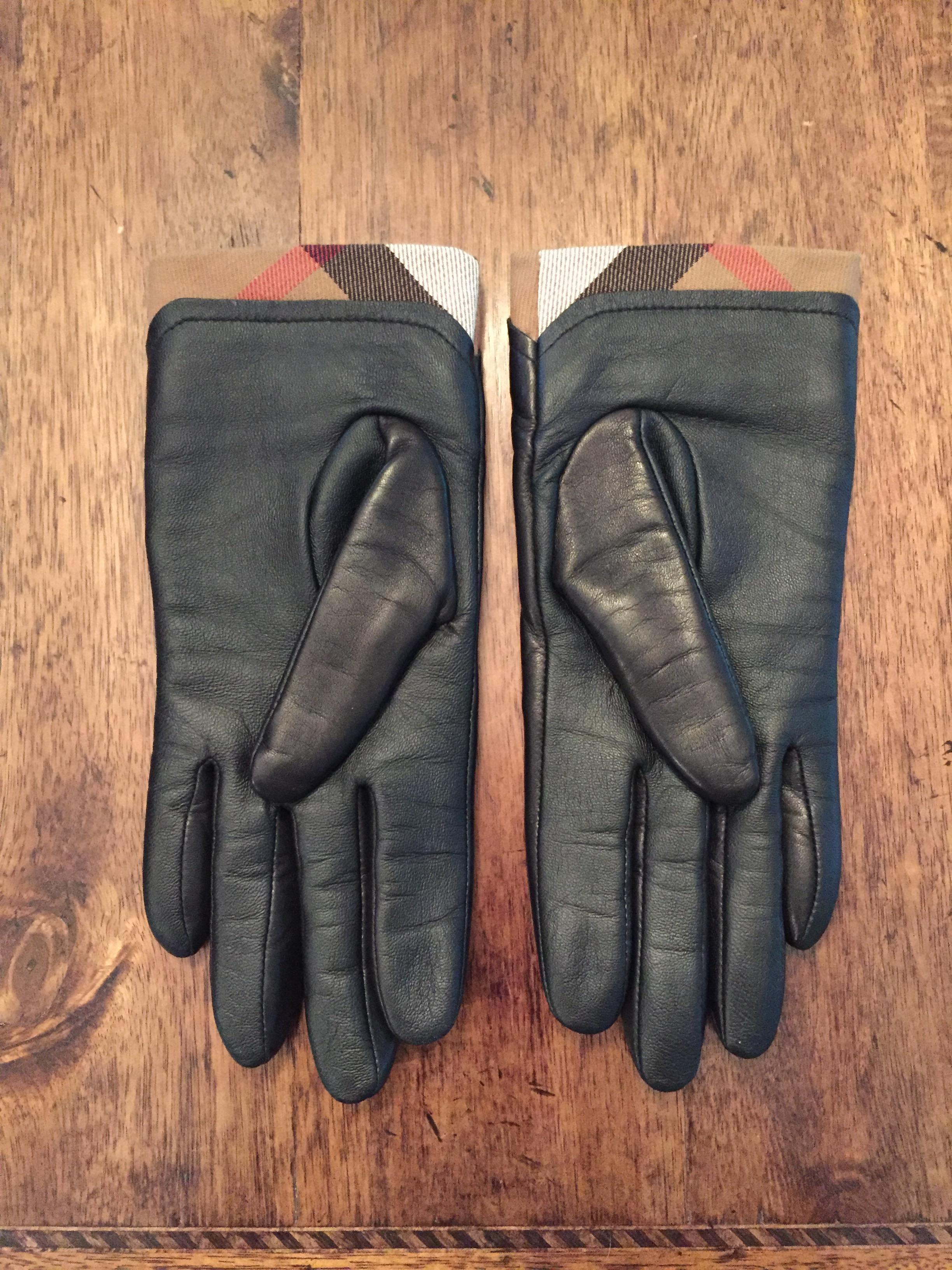 342dccbea3f Buy burberry house check gloves  Free shipping for worldwide!OFF71 ...