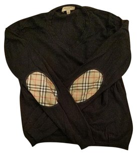 Burberry London Burberry Plaid Patches Sweater