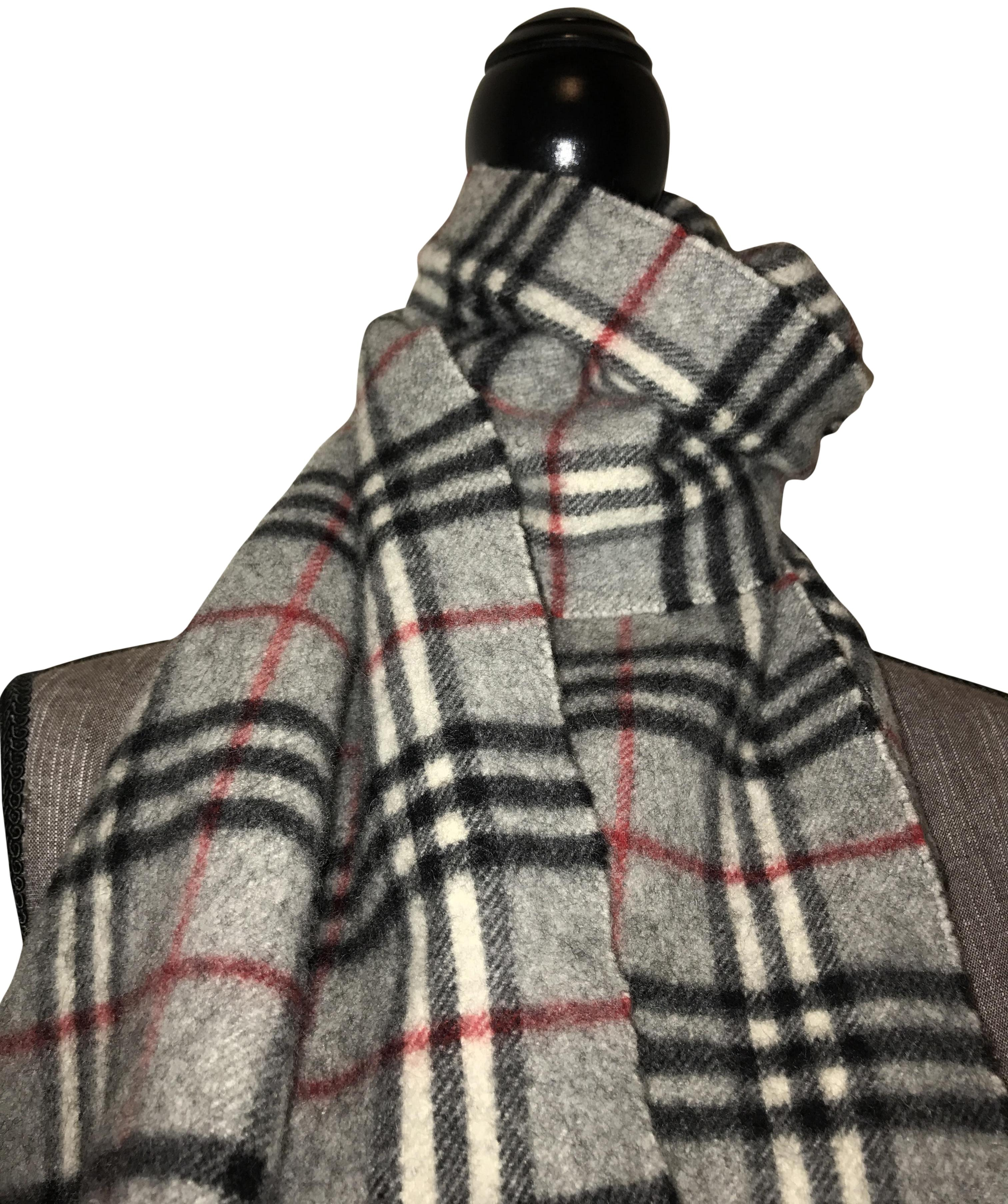 70f21287c4d7cd Grey amp; Up To Burberry London Off At Tradesy 70 Scarves Wraps rtrTZw