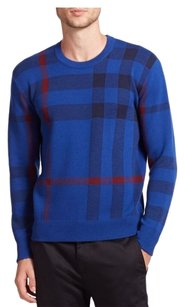 Burberry Men's Burberry Redbury Exploded Check Sweater