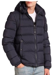 Burberry Mens Navy Jacket