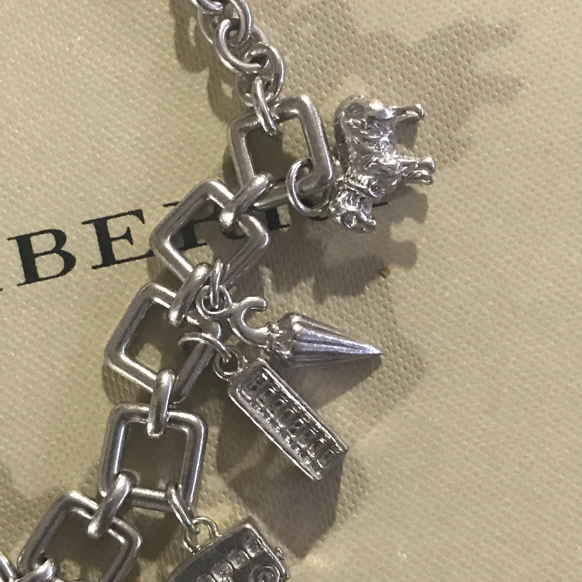 Burberry Charm Bracelet Watch Free Shipping For