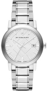 Burberry Burberry The City Stainless Steel Mens Watch BU9000