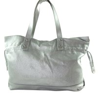 Burberry Tote in Silver