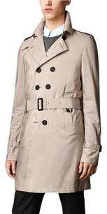 Burberry Trench Beige Trench Coat