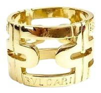 BVLGARI Bvlgari Band 18k Yellow Gold 16.79g Size8 Max065297