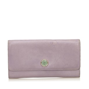 BVLGARI Leather Long Others 6bbvco001