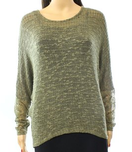 California Gypsy Batwing Boat Neck Dolman Sweater